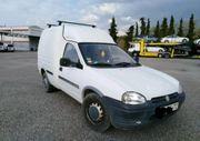 Opel Combo Raumwunder Kastenwagen Tüv