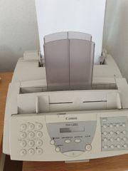 Fax und Drucker