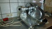 Wurst- Fleischschneidemaschine