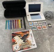 Nintendo 3DS XL mit 7