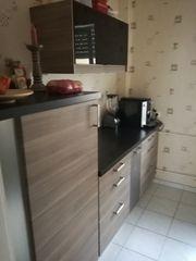 Komplette Küche inkl Elektrogeräte