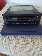 Delco Autoradio mit CD Player