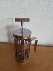 Original ALESSI Pressfilter Kaffeekanne