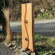 Holzskulpture Figur Lärchenholz Handarbeit Lärche