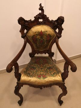 Antike Barock Salon Garnitur: Kleinanzeigen aus Diespeck - Rubrik Sonstige Antiquitäten