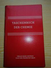 Taschenbuch der Chemie Verlag Harri