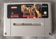 SHAQ FU - Super Nintendo SNES