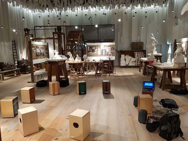 Cajon-Workshop für Anfänger-24 Oktober 2021