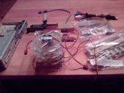 PC Schnittstellen Kabel Lüfter ASUS