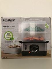 Silvercrest Dampfgarer NEU OVP
