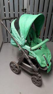 Kindwerwagen ABC Turbo 4