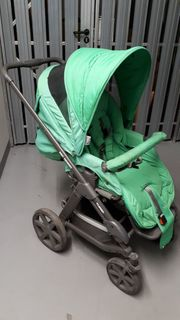 Kinderwagen ABC Turbo 4