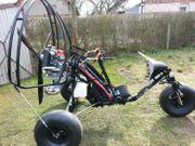 BULLIX 4T Motorgleitschirmtrike incl Rettung