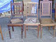Stühle zum restaurieren