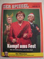 Brandneu ungelesen Zeitschrift Der Spiegel