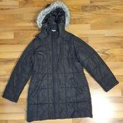 NKD Winterjacke schwarz Gr 42