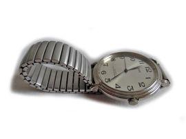 Uhren - Große Zaria Armbanduhr
