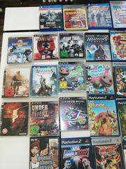 Playstation Spiele