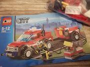 LEGO City - 7942 - Feuerwehr