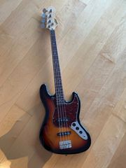 E-Bass Vintage Sunburst - Jazz Bass