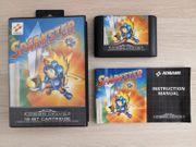 Sega Mega Drive Spiel Sparkster