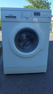 Siemens Waschmaschine E14-44 Lfg möglich