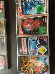 PSP Spiele zu verkaufen 16