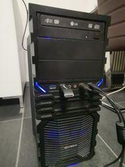 Selbstgebaute Gaming PC