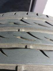 Alufelgen mit Reifen