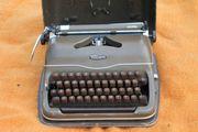 Triumph Schreibmaschine Antik