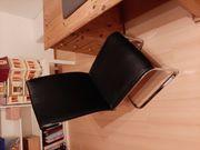 Esszimmerstühle kunstleder zu verschenken gebrauchter