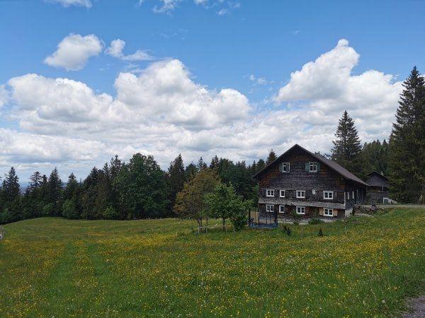 Ferienhaus Alm Berghütte zu Vermieten