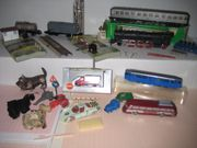 MÄRKLIN HO alte Eisenbahn Artikel