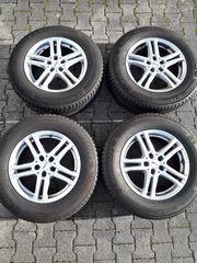 4 Michelin Winterräder 235 65