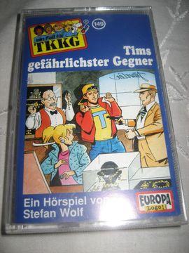 2 Stück TKKG Hörspielcassetten Kassetten: Kleinanzeigen aus Birkenheide Feuerberg - Rubrik Baby- und Kinderartikel