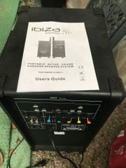 Mobile PA Box Ibiza