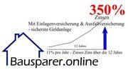 BAUSPARER 350 in 12 Jahren -