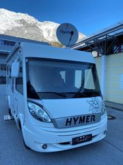 Hymer Mobil B 514 mit