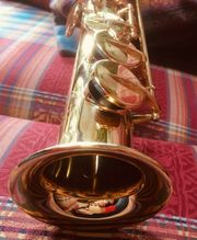 Selmer Sopran Saxophon Nr 298xxx