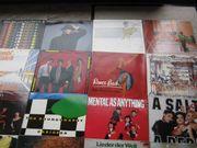 25 LP-PAKET- Internationale MUSIKSZENE von