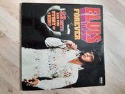 LP Elvis Forever Inkl Lebensgeschichte