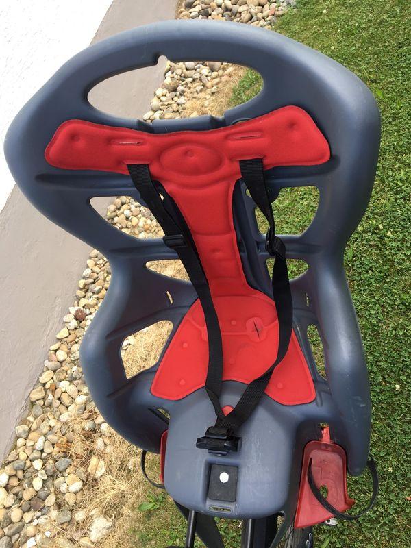 Fahrrad Kindersitz Pepe
