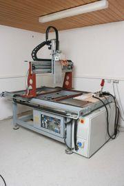 CNC Fräse Fräsmaschine Portalfräse