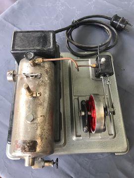 RC-Modelle, Modellbau - Dampfmaschine alt