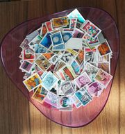 Briefmarken Schweiz Konvolut