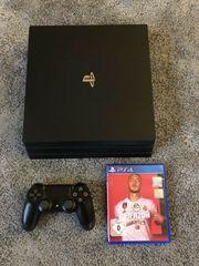 Verkaufe eine PS4 Pro Fifa