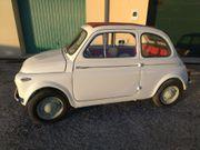 Fiat 500 Baujahr 1957 total