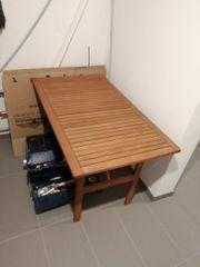 Holz Tisch 1200 Längex700 Breitex7500