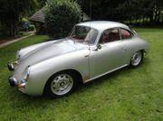 Porsche 356 SC Italienische Auslieferung