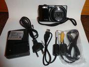 RICOH CX6 Digital Camera mit